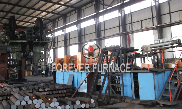 Auto Rear Axle Forging Heating Furnace