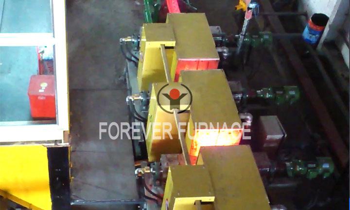 Billet Induction Heating Production Line