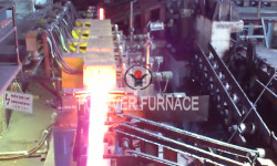 Billet Induction Reheating Furnace