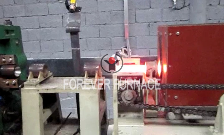 D20-D50 steel ball hot rolling production line