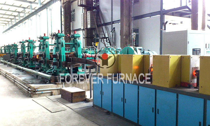 Deformed Bar Induction Heating Equipment