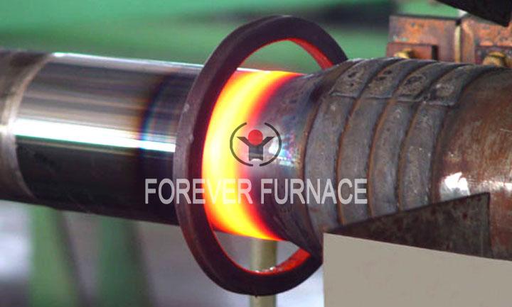Drill Pipe Heat Treatment System