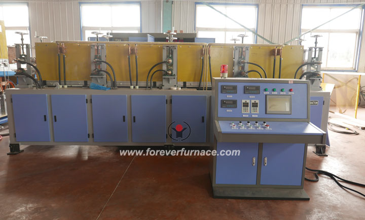 Electric-induction-furnace