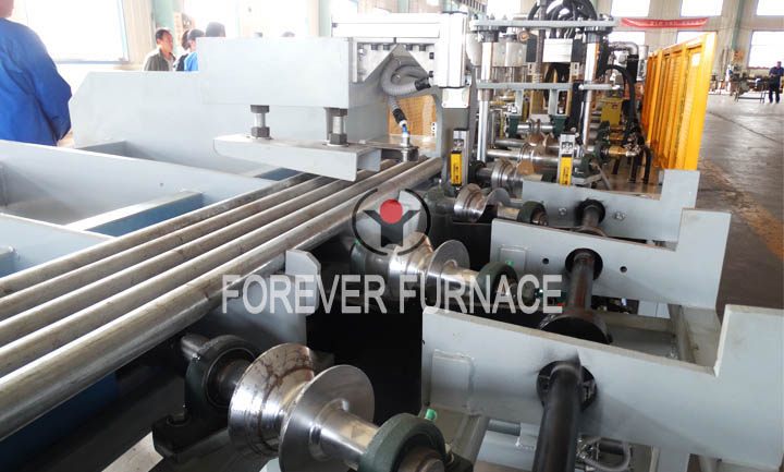 Heating Furnace for Steel Pipe Hardening and Tempering