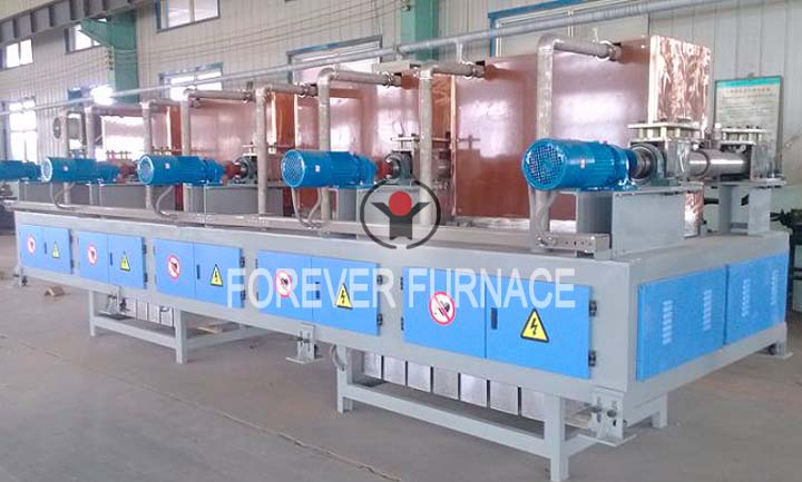 Medium frequency heating equipment,medium frequency heat treatment equipment