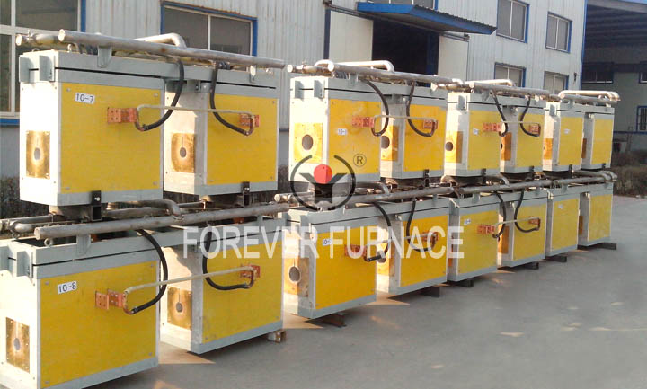 Induction Heat Treatment Heater