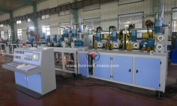 Induction quenching and tempering furnace
