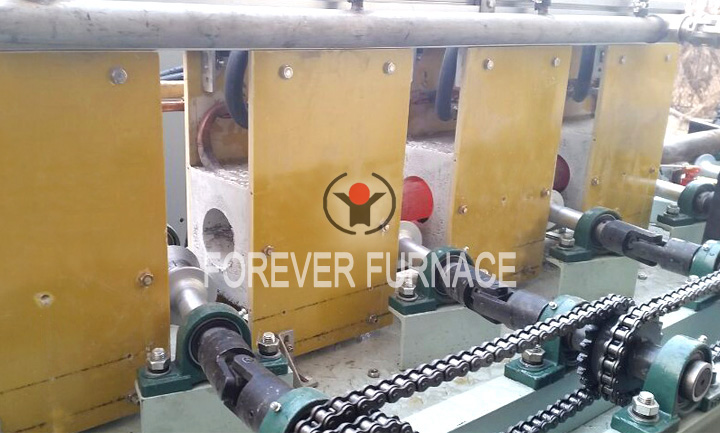 Long Shaft Medium Frequency Hardening and Tempering Equipment
