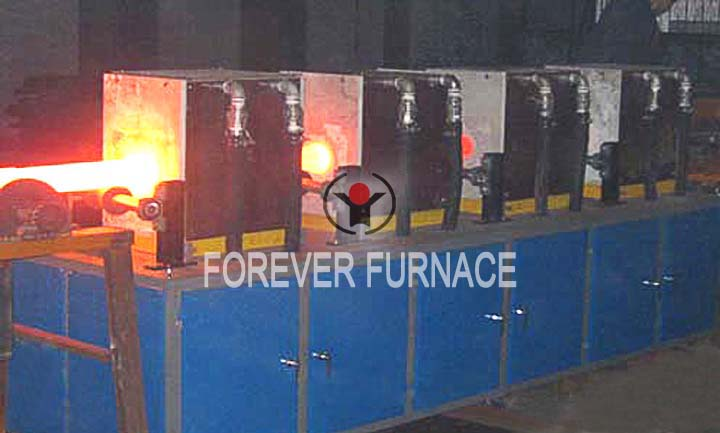 Medium Frequency Induction Heating Furnace for Tube