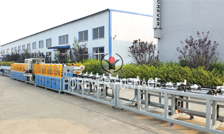 Round Steel Hardening and Tempering Furnace