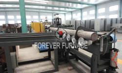 Round Steel Heating Equipment