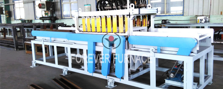 slab online hardening and tempering equipment