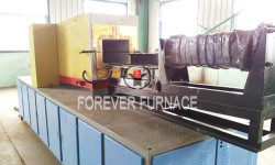 Square Steel Heat Treatment Equipment