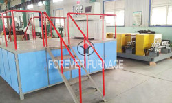 Billet Continuous Casting and Rolling Production Line