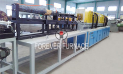 Stainless Steel Induction Heat Treatment Equipment for Forging