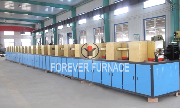 Stainless Steel Pipe Induction Heating Equipment