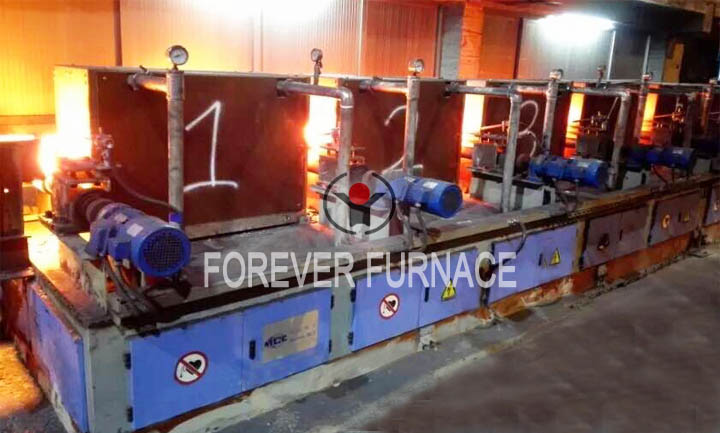 Steel Billet Hot Rolling Equipment