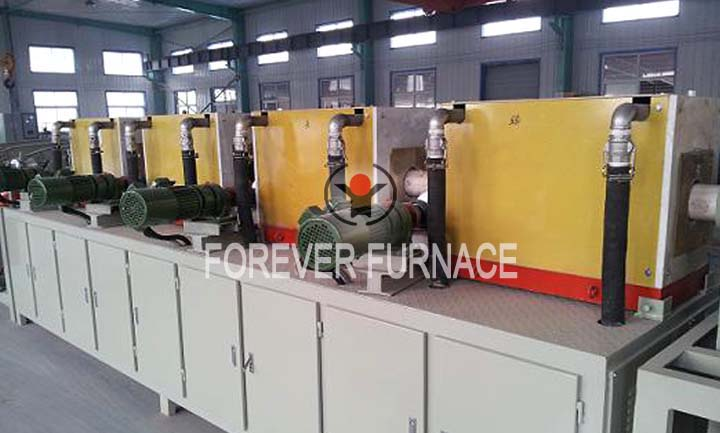 Steel Pipe Induction Heating Equipment