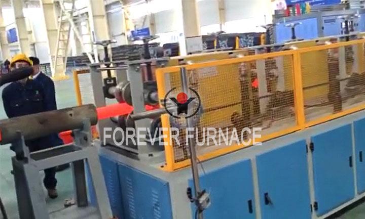 Steel ball hot rolling,steel ball hot rolling production line