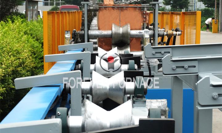 Steel Ball Roll Forging Equipment