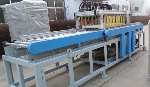 Steel sheet induction heating