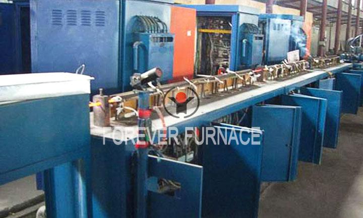 Steel Wire Annealing Heating Equipment