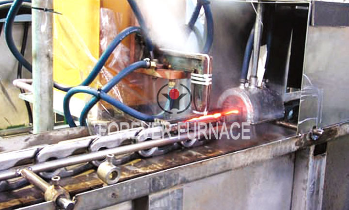 Tracklink Hardening and Tempering Equipment