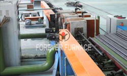 Anchor Bolt Hardening and Tempering System