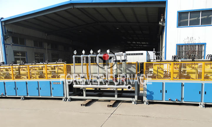 Bar hardening and tempering system-bar hardening and tempering equipment-bar hardening and tempering furnace