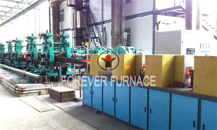 Bar induction heating furnace-bar induction heating equipment-bar induction heating system