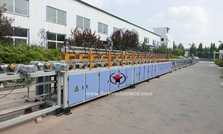 Bar heat treatment manufacturers
