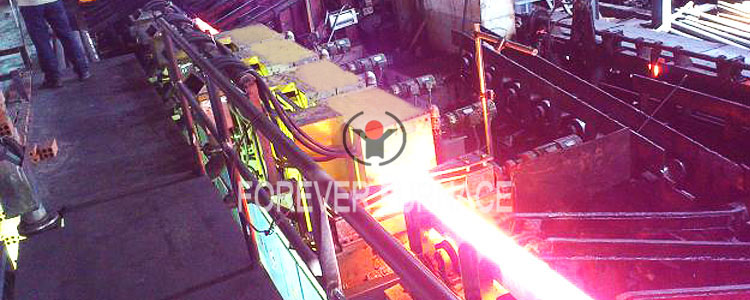http://www.foreverfurnace.com/case/billet-continuous-casting-and-rolling-production-line.html