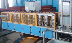 Casing heat treatment line