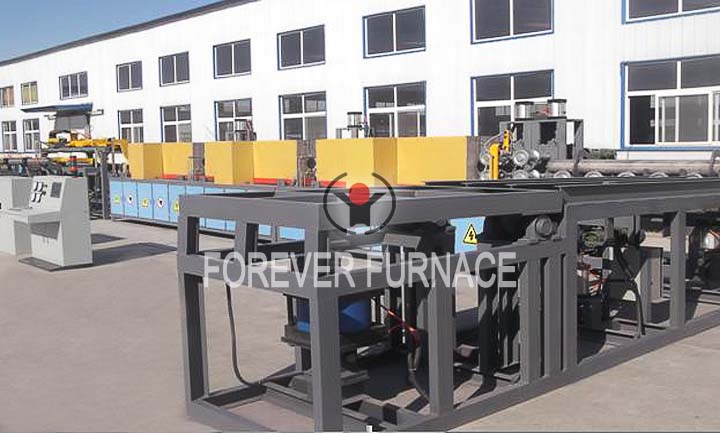 Copper Bar Heating Equipment