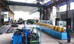 Deformed Bar Heat Treating Production Line