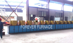 Deformed Bar Rolling Heating Equipment