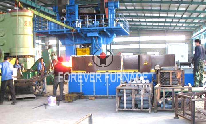 Forging Heat Treating Furnace