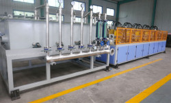 Grinding Rod Hardening and Tempering Equipment