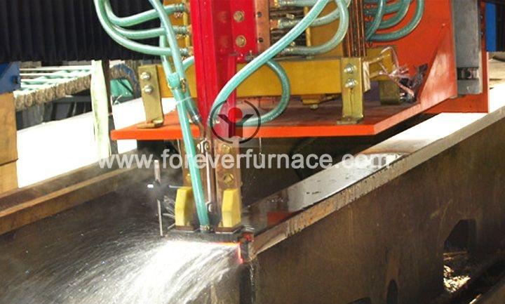 Guide Rail Hardening Equipment