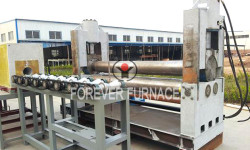 Hydraulic Prop Hardening and Tempering Line