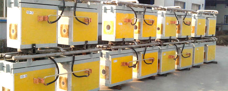 induction heat treatment heating equipment