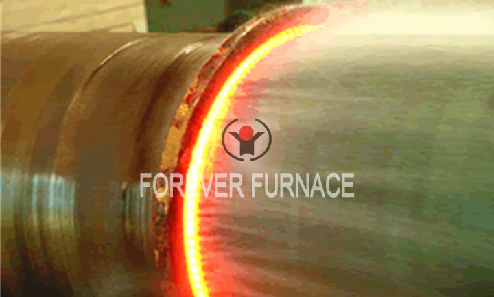 Pipeline Seam Weld Annealing Furnace
