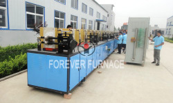 Ribbed Bar Heating Furnace