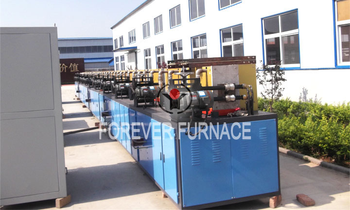 Seamless Steel Pipe Heating Furnace