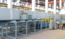 Spring Steel Induction Hardening and Tempering Line