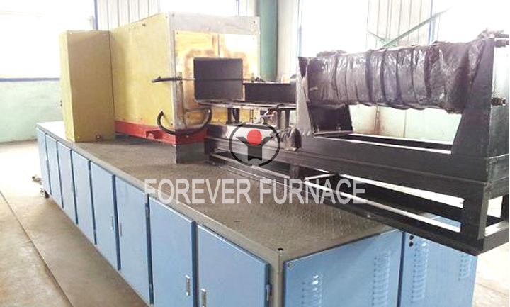 Square Steel Heating Furnace