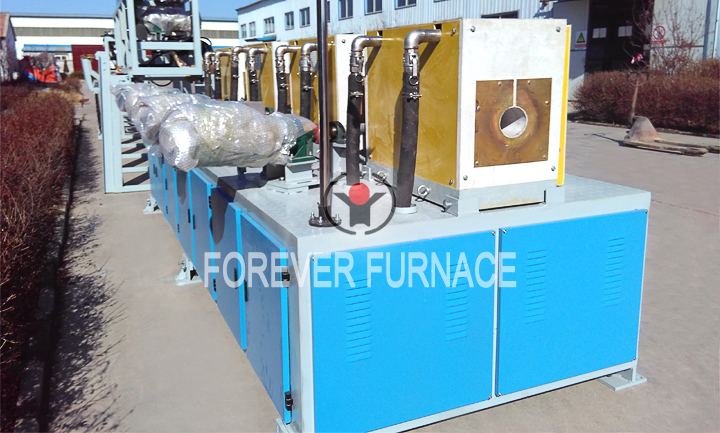 Stainless Steel Hardening and Tempering System