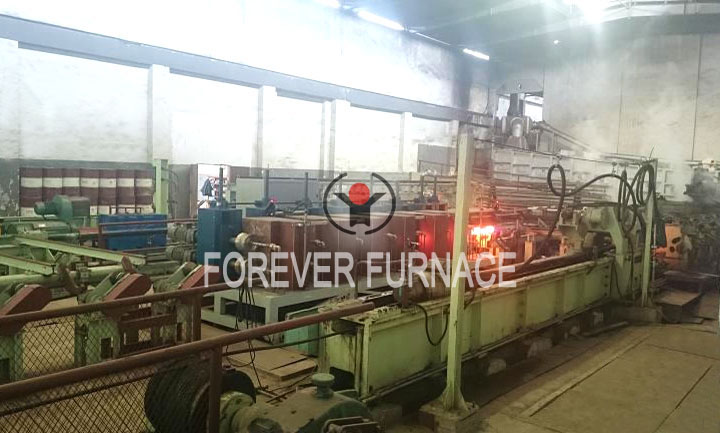 Stainless Steel Solid Solution Heat Treating Equipment