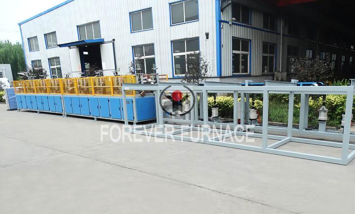 Steel Ball Forging Heating Furnace