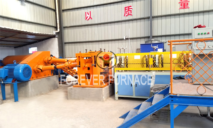Steel ball hot rolling equpment-steel ball hot rolling system-steel ball hot rolling production line